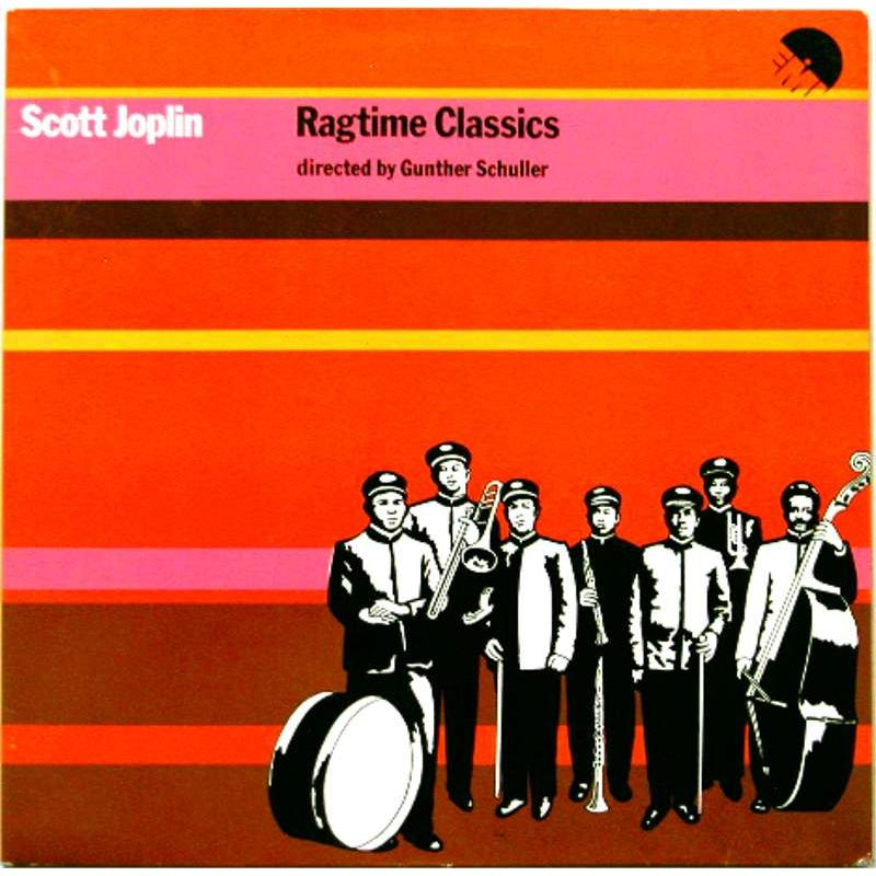 Ragtime Classics (Directed by Gunther Schuller)