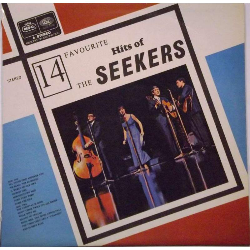 14 Favourite Hits Of The Seekers