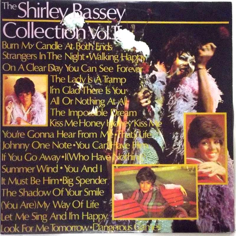 The Shirley Bassey Collection Vol. II