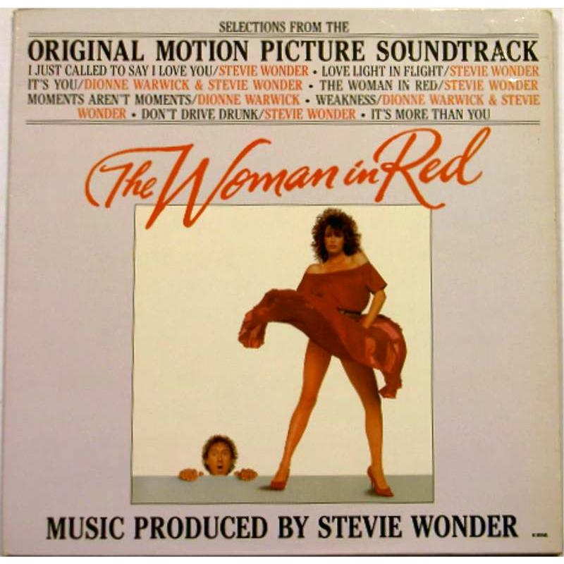 The Woman in Red (Original Soundtrack)