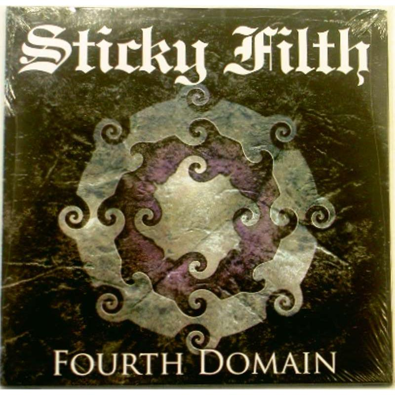 Fourth Domain (Blue Vinyl)