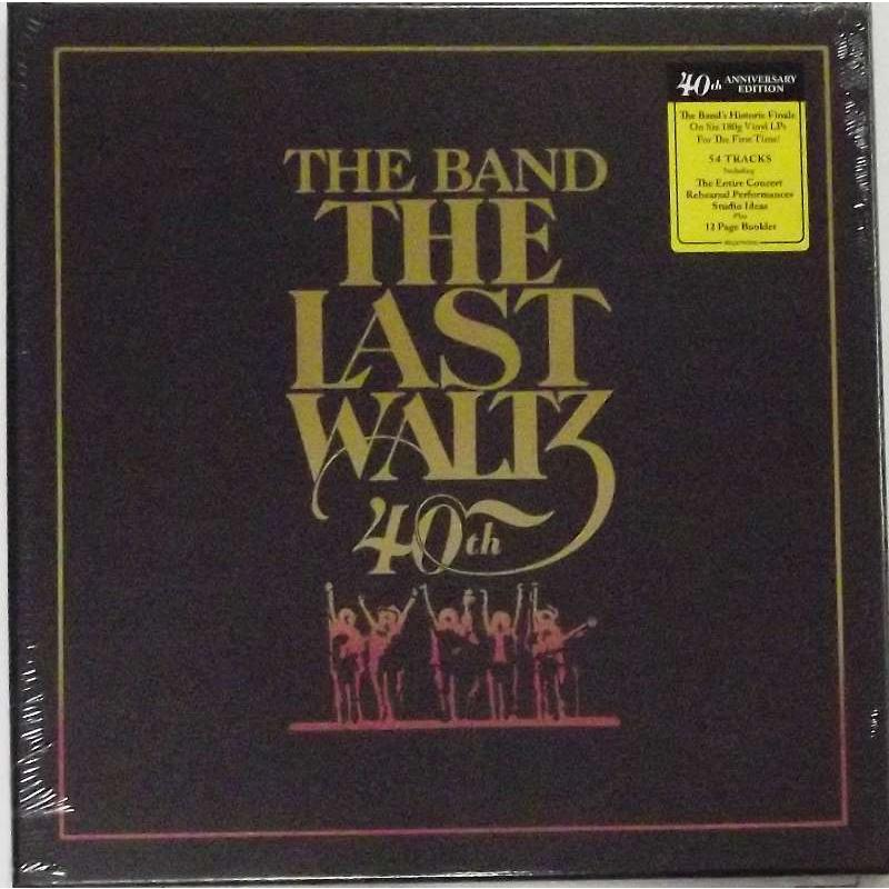 The Last Waltz 40th Anniversary (6 LP Box Set)