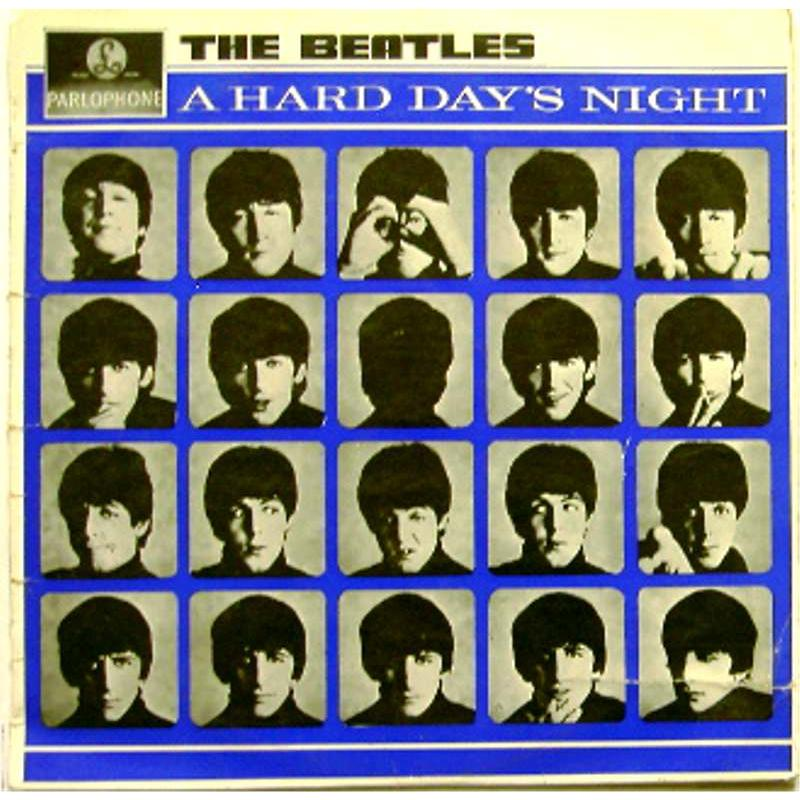 A Hard Day's Night (Mono)