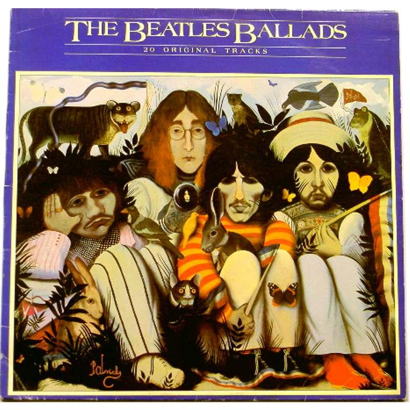 The Beatles Ballads: 20 Original Tracks