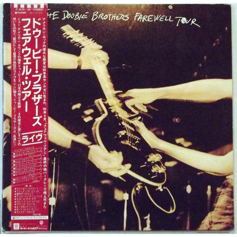 Farewell Tour (Japanese Pressing)