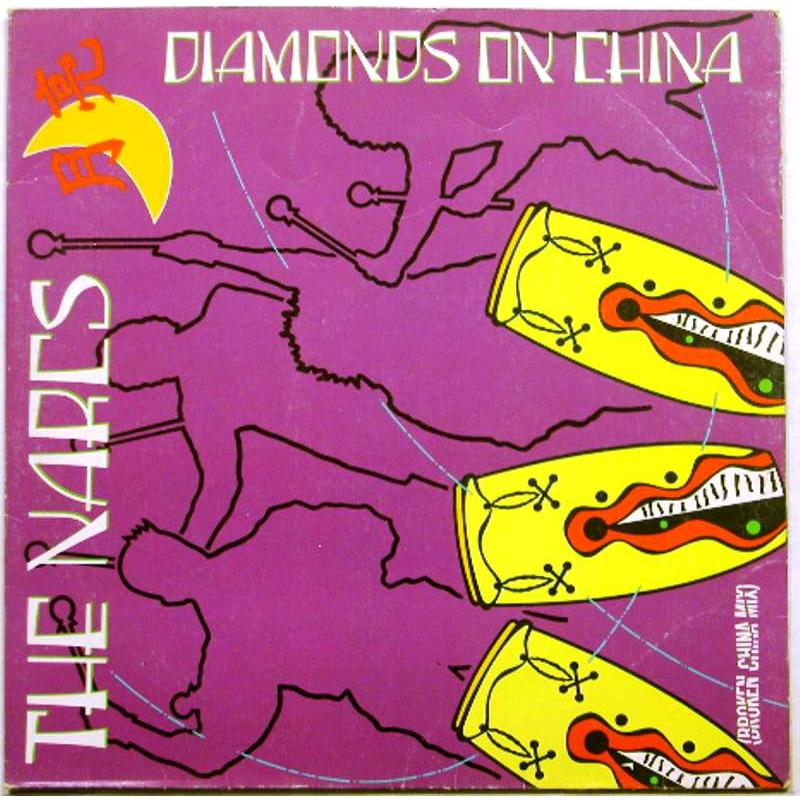 Diamonds on China