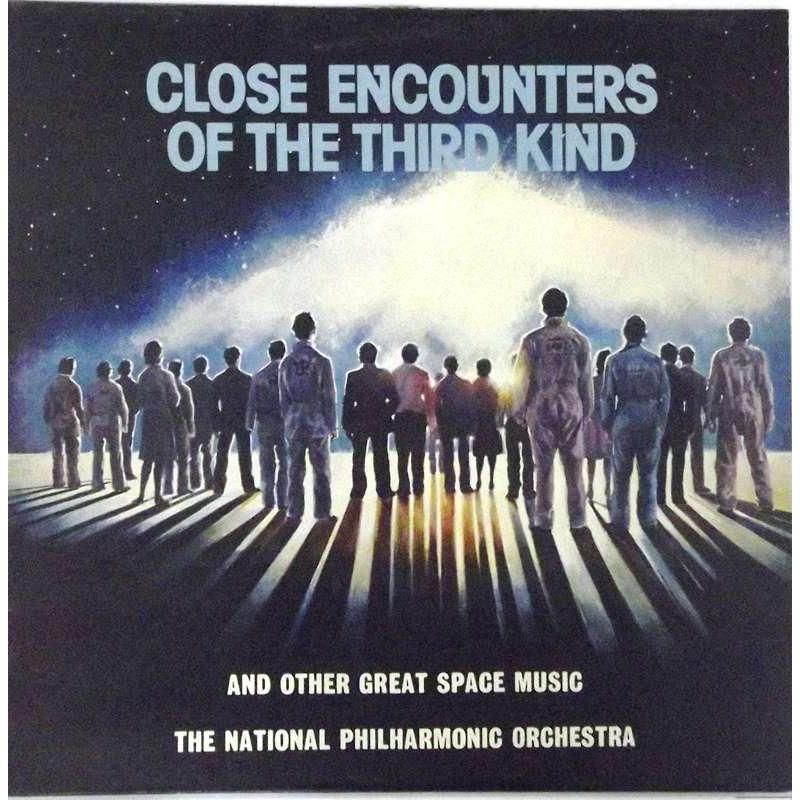 Close Encounters Of The Third Kind And Other Great Space Music