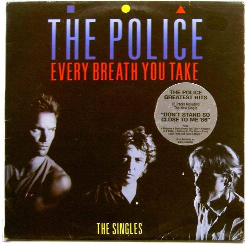 Every Breath You Take: The Singles