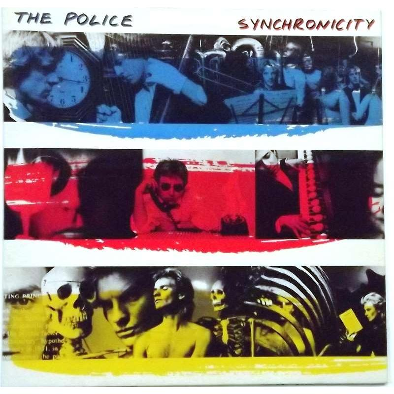 Synchronicity (Coloured Vinyl)