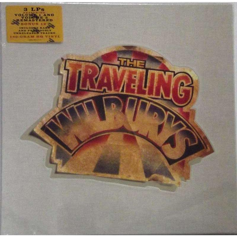 The Traveling Wilburys Collection (Box Set)
