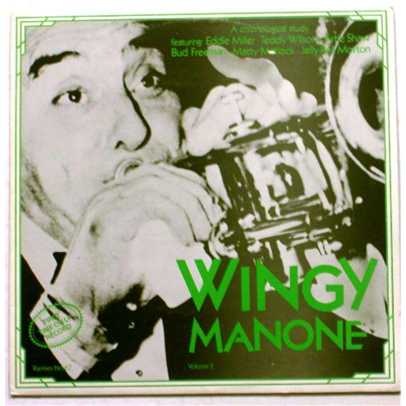The Wingy Manone Collection, Vol. 2
