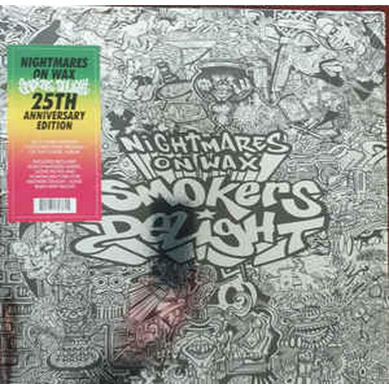 Smokers Delight (Red & Green Vinyl)