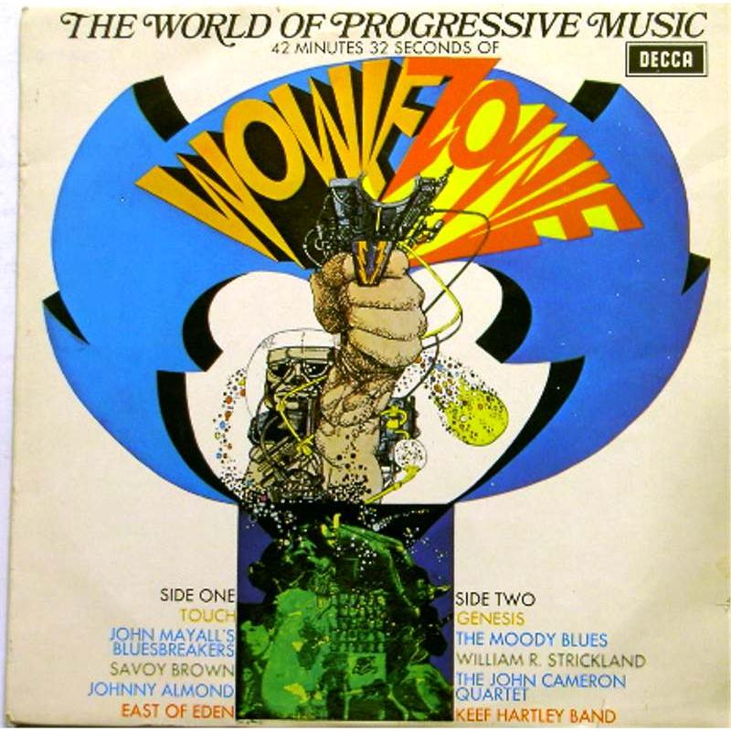 Wowie Zowie! The World of Progressive Music