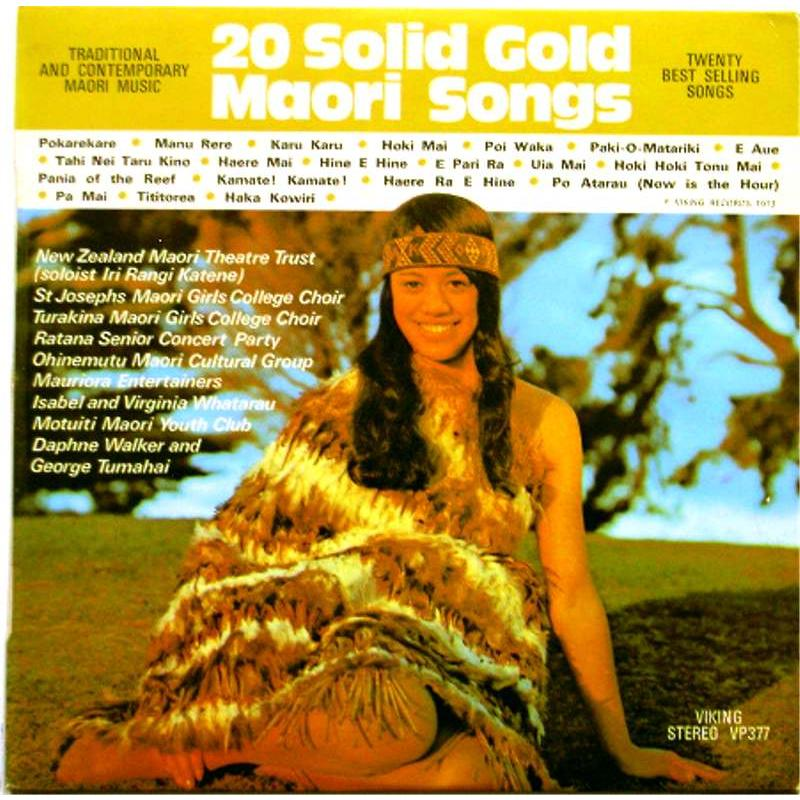 20 Solid Gold Maori Songs