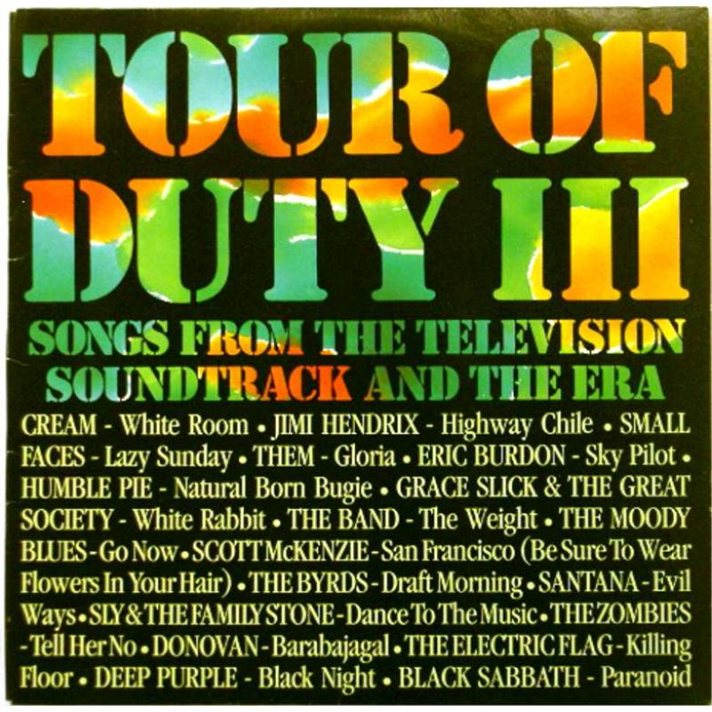 Tour of Duty: Songs From the Television Soundtrack and the Era (Volume 3)