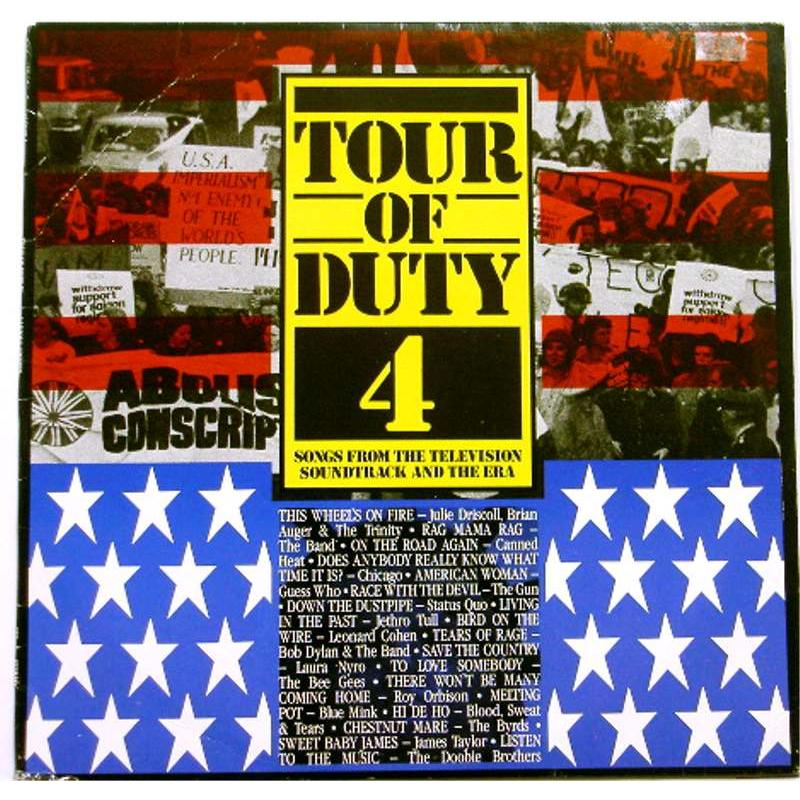 Tour of Duty: Songs From the Television Soundtrack and the Era (Volume 4)