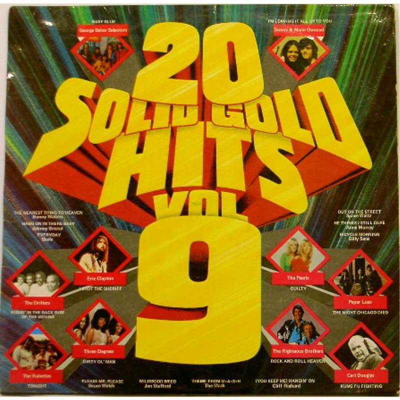 20 Solid Gold Hits: Volume 9