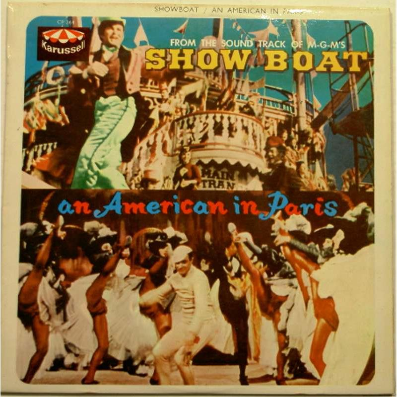 Show Boat / An American in Paris (Original Casts)