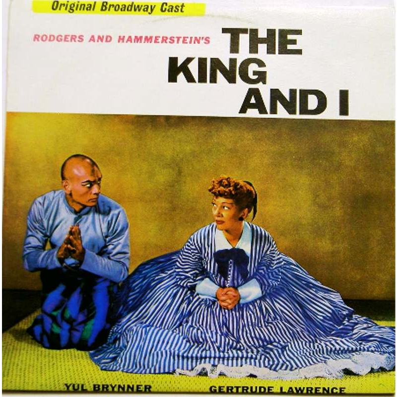 The King and I (Original Broadway Cast)