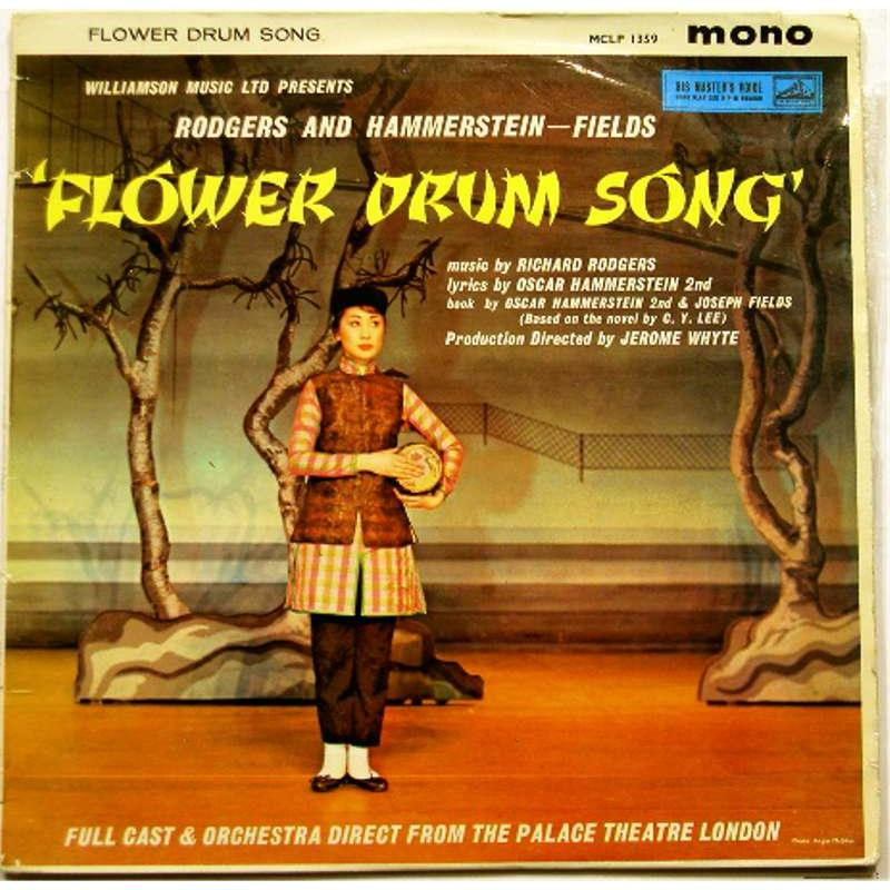 Flower Drum Song (London Cast) [Mono]