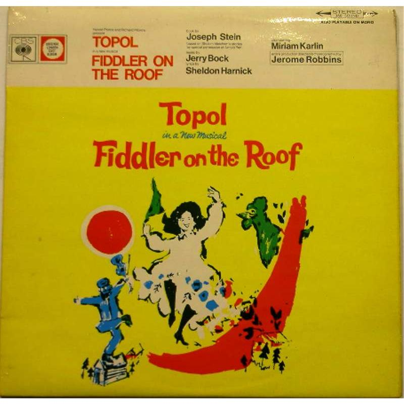 Fiddler on the Roof (Original Cast)