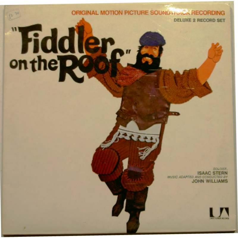 Fiddler on the Roof (Original Soundtrack)