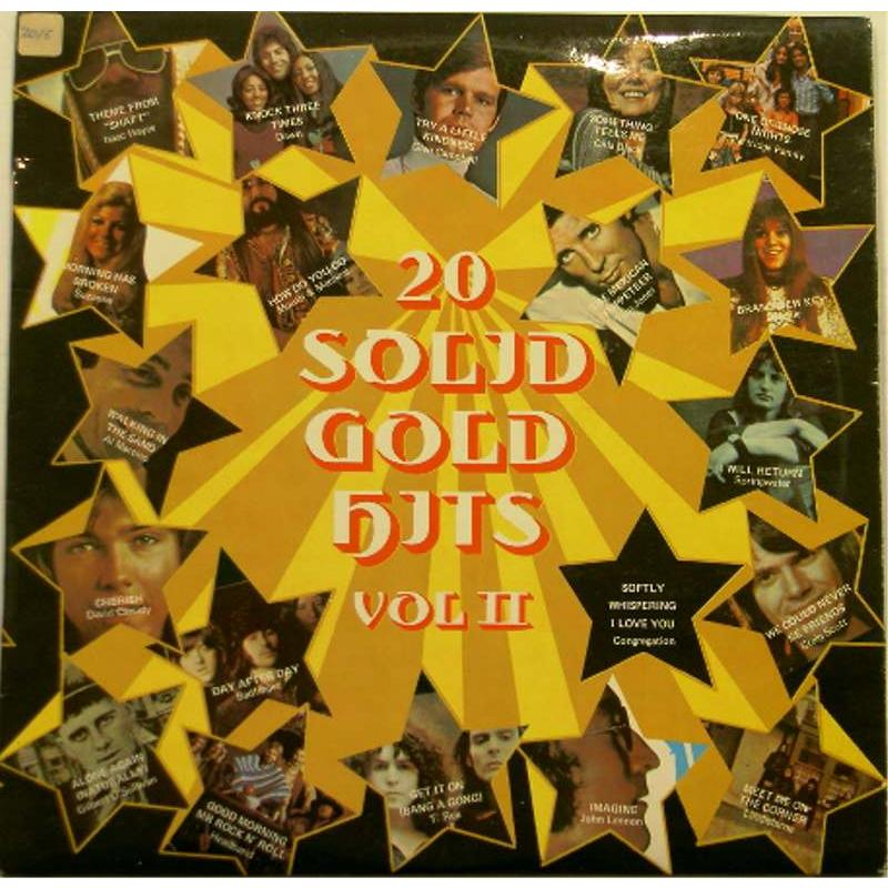 20 Solid Gold Hits: Volume 2