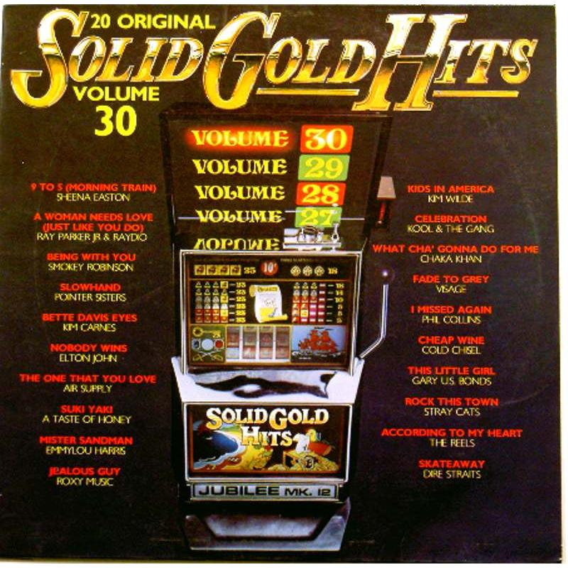 20 Solid Gold Hits: Volume 30
