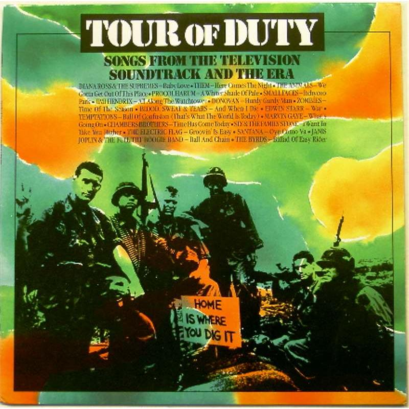 Tour of Duty: Songs From the Television Soundtrack and the Era (Volume 1)