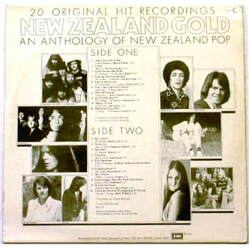 New Zealand Gold: An Anthology of NZ Pop