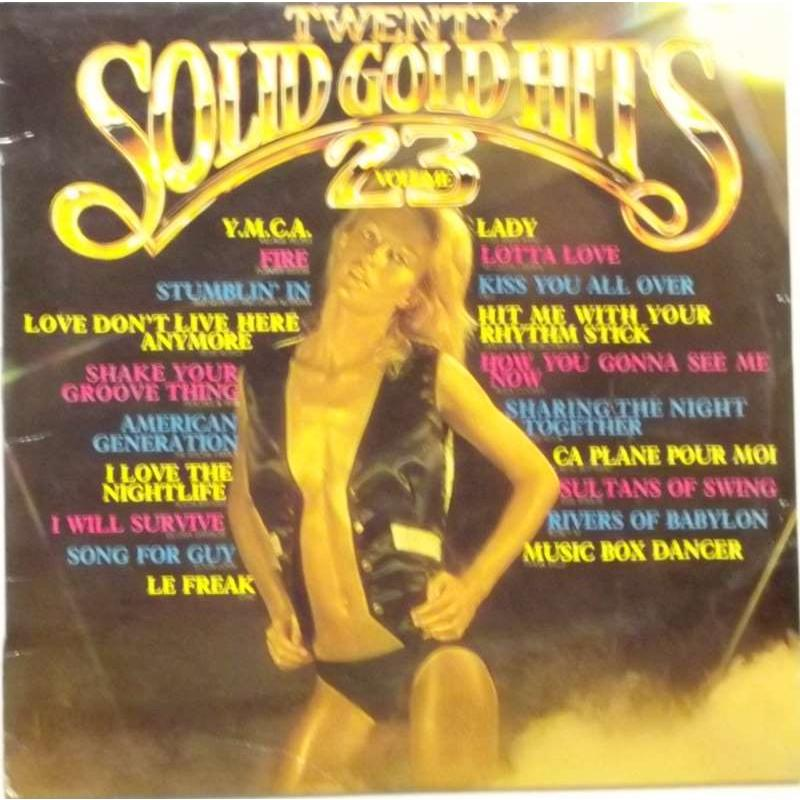 20 Solid Gold Hits: Volume 23