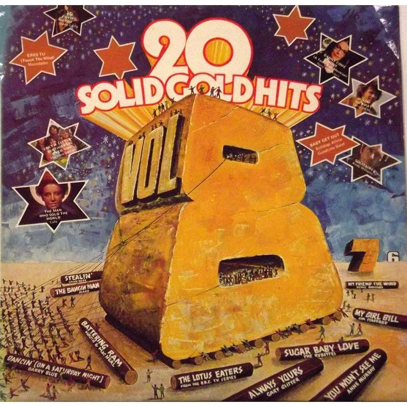 20 Solid Gold Hits: Volume 8