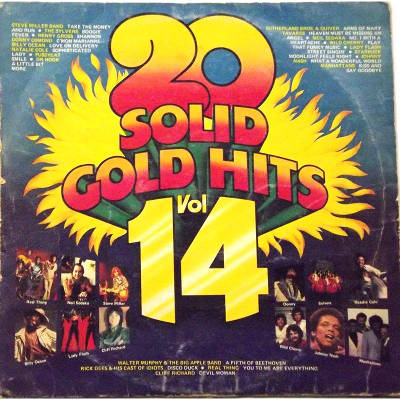 20 Solid Gold Hits: Volume 14