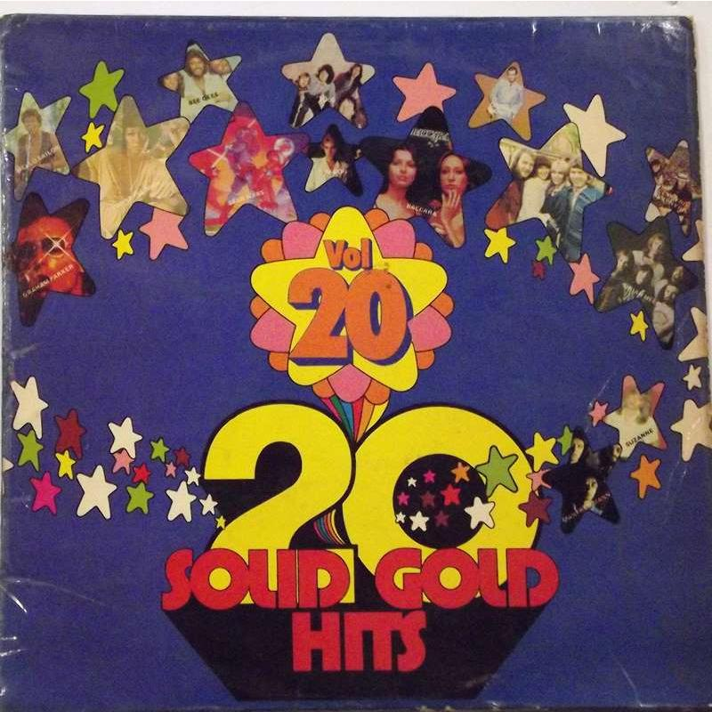 20 Solid Gold Hits: Volume 20