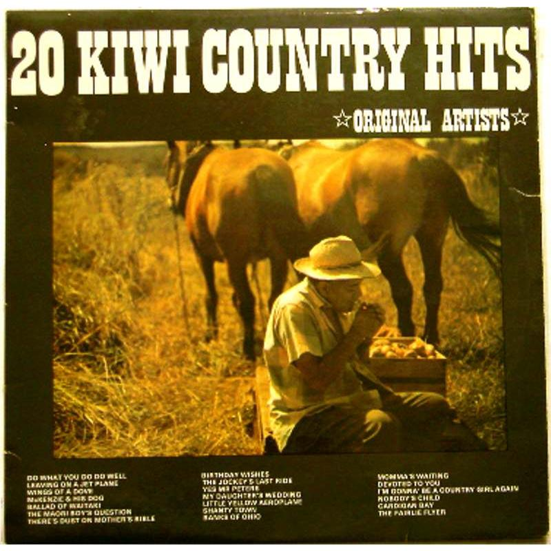 20 Kiwi Country Hits