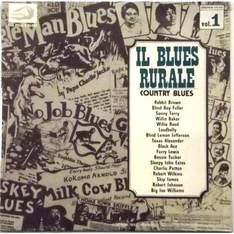 Il Blues Rurale / Country Blues