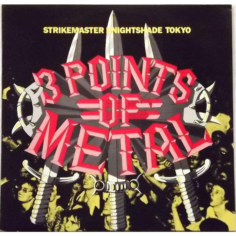 3 Points Of Metal