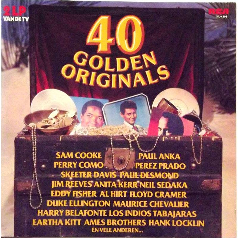 40 Golden Originals