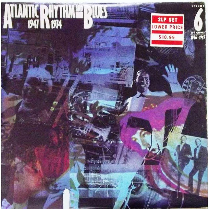 Atlantic Rhythm & Blues 1947-1974 (Volume 6 1966-1969)