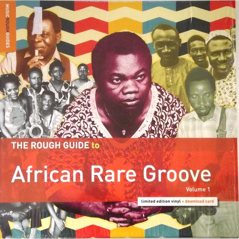 The Rough Guide To African Rare Groove Vol. 1
