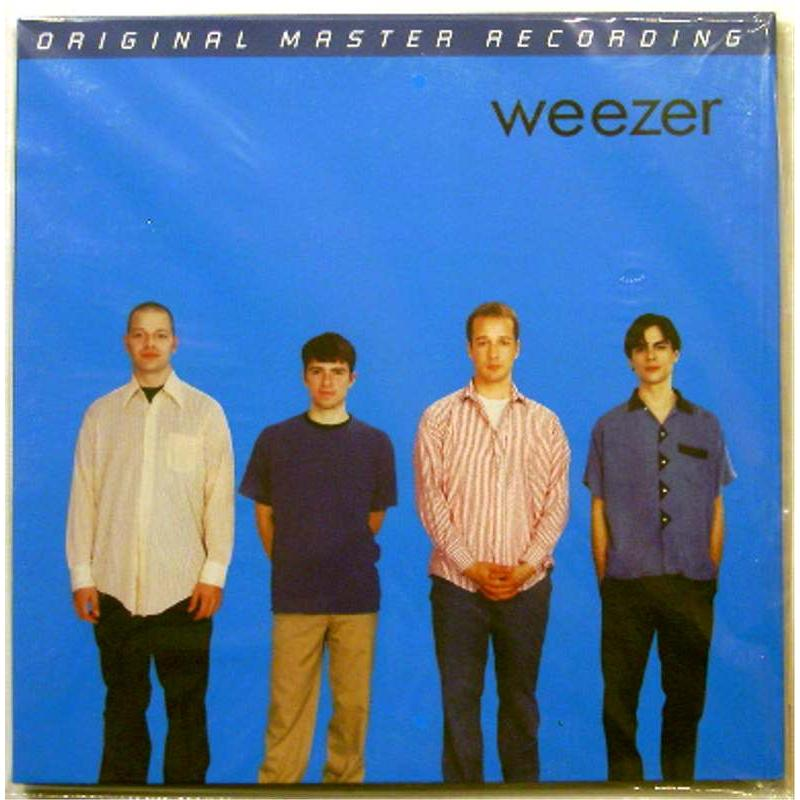Weezer (Mobile Fidelity Sound Lab Original Master Recording)