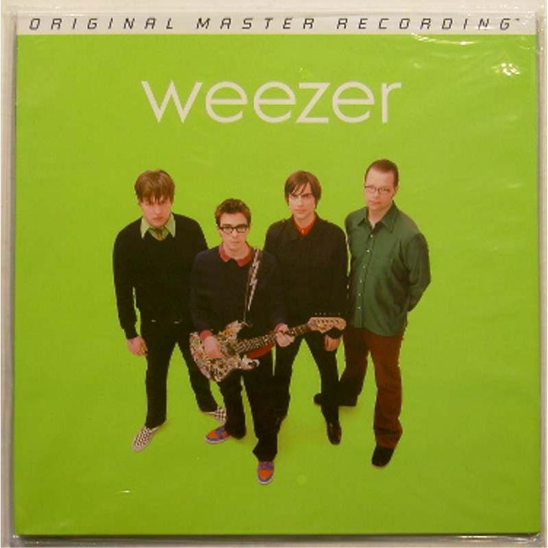 Weezer (The Green Album) [Mobile Fidelity Sound Lab Original Master Recording]