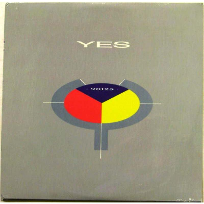 90125  ( 35th Anniversary Coloured Vinyl)