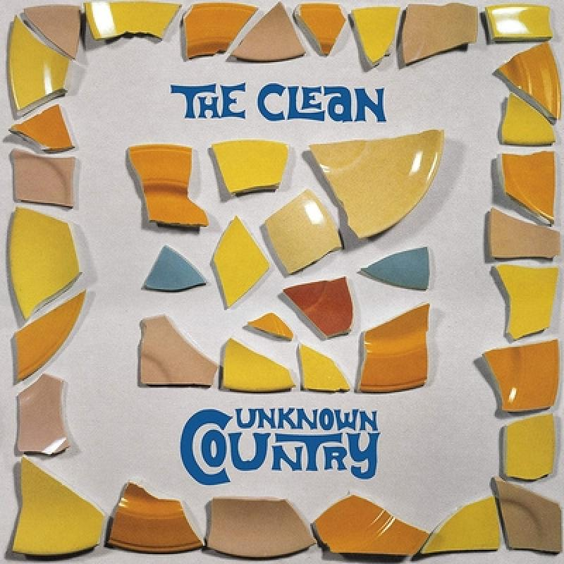 Unknown Country (Blue Vinyl)