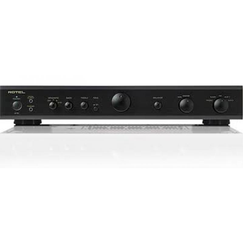 Rotel A-10 Integrated Amplifier (Black)