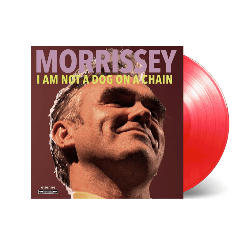 I Am Not A Dog On A Chain (Red Vinyl)