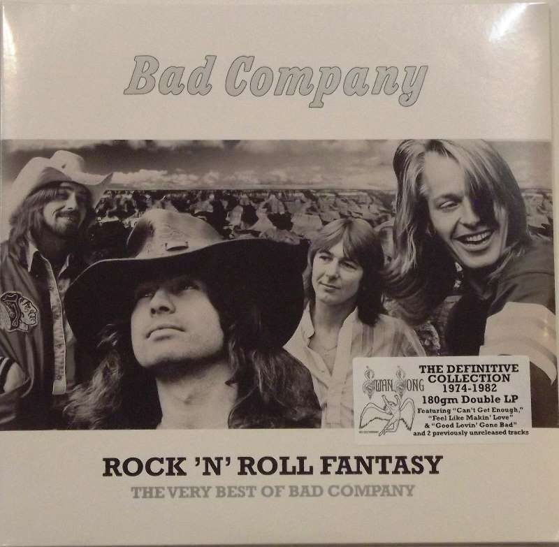 Rock 'n' Roll Fantasy The Very Best Of Bad Company | Just for the Record