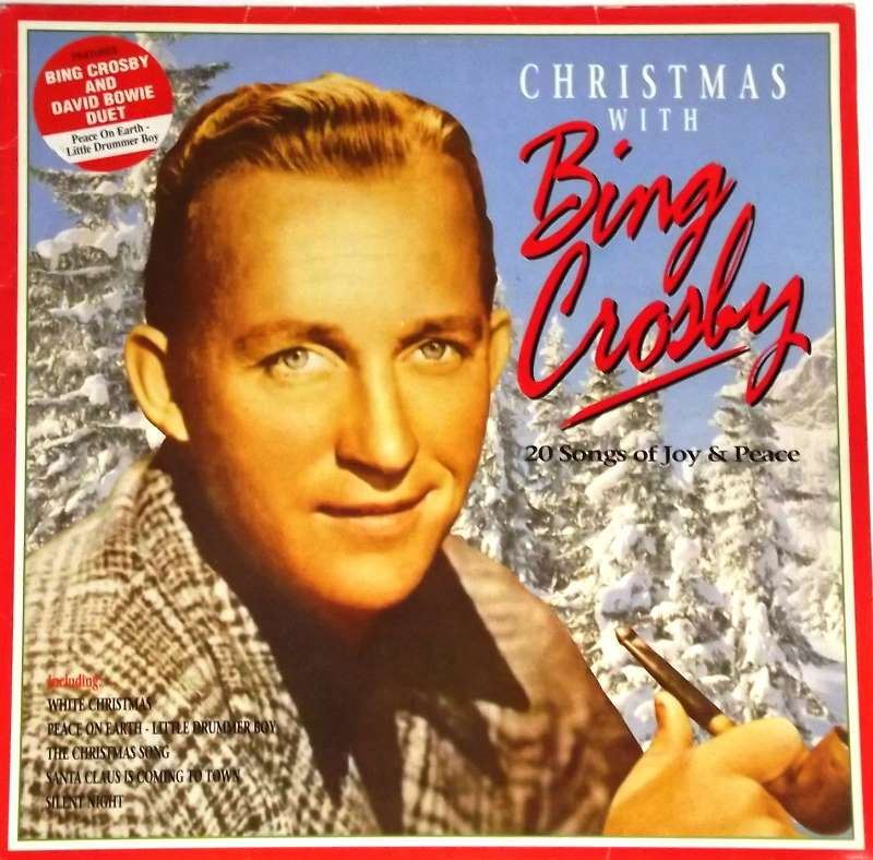 ... Christmas With Bing Crosby. Product Image