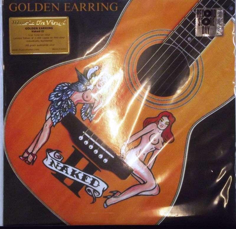 ≥ Golden Earring - Naked II (cnr music) - Cds   Rock