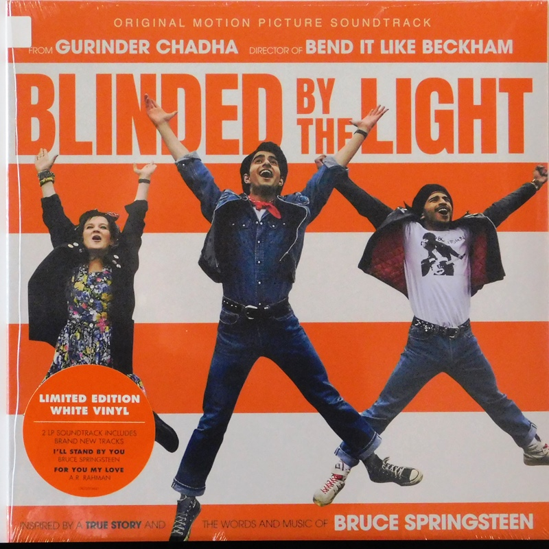 Blinded By The Light: Original Motion Picture Soundtrack  (White Vinyl)